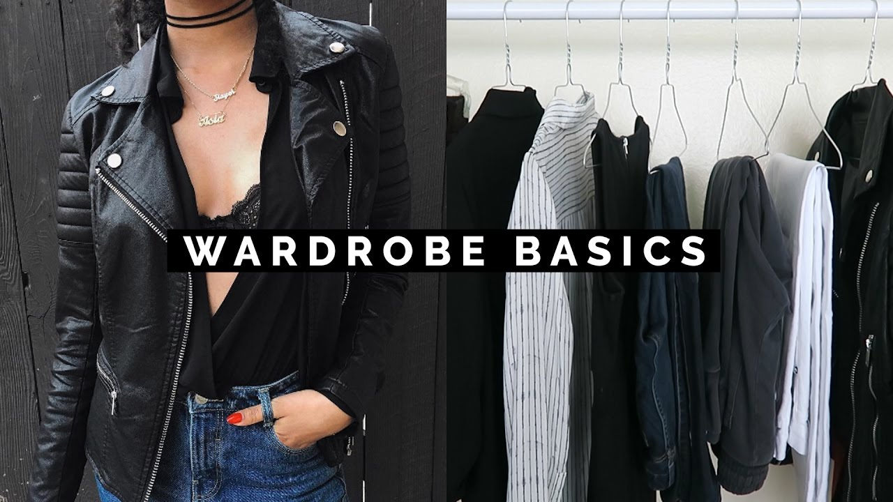 Charmant HOW TO BUILD YOUR WARDROBE WITH BASICS
