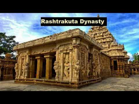 IB ACIO/SSC History Complete Course Post Gupta dynasty (RASHTRAKUTA DYNASTY) Part - 4