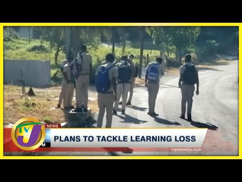 Gov't Plans to Tackle Learning Loss in Jamaica | TVJ News - June 29 2021