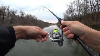 ЩУКА ЕСТЬ ЩУКА ЕСТ Наловили Щуки за 45 Минут Рыбалка на Спиннинг