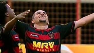 Campeonato Brasileiro Série A 2012 - Sport 2x1 Santos