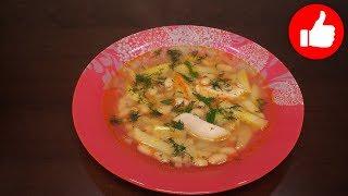 Вкусный куриный суп с фасолью в мультиварке, рецепт супа #рецепты для мультиварки
