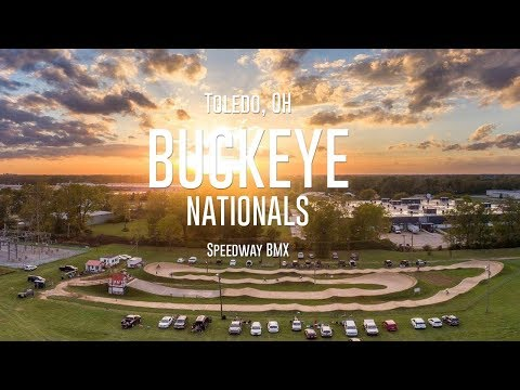 2018 USA BMX Buckeye Nationals Day Two Main Events