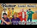 IDENTICAL TWINS REACT TO BTS 'Butter Cooler Remix' - BEST VERSION YET!