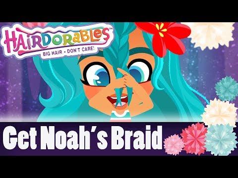 Hairdorables Season 2 Mermaid Dress Up Amp Makeover Wit