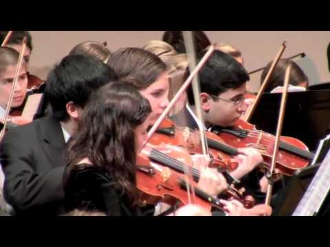 1812 Overture Waterford School Orchestra