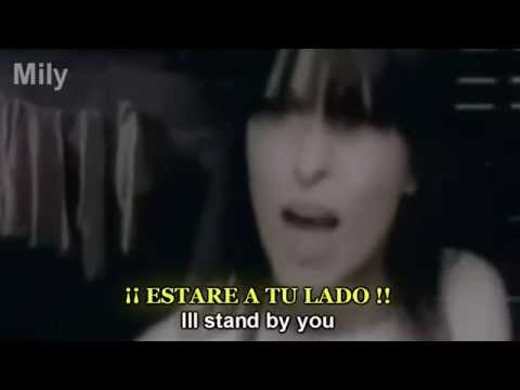 The Pretenders - I'll Stand By You Subtitulado Español Ingles