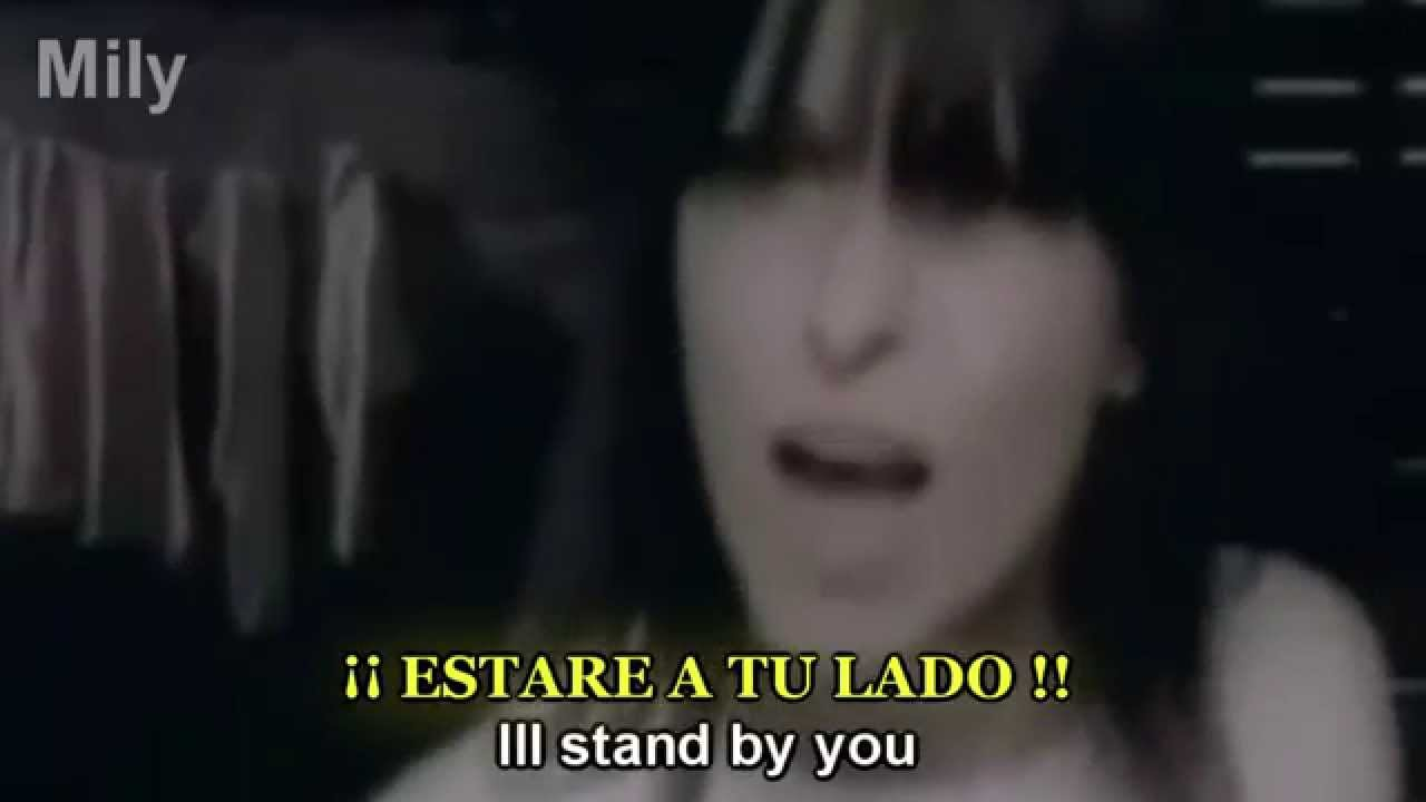 the-pretenders-ill-stand-by-you-subtitulado-espanol-ingles-mily-diamante