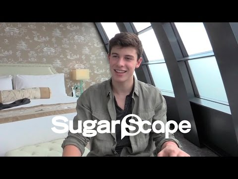 Shawn Mendes talks famous friends and...