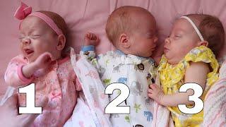 Baby #3 Comes Home! 🎉🎉🎉 - Scott Quintuplets