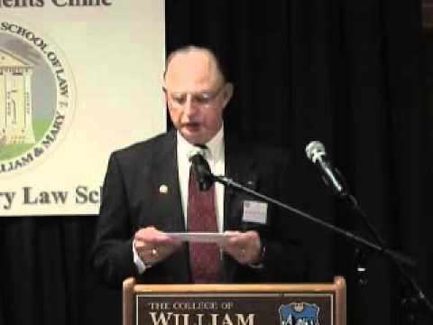 Toast on Veterans Day 2010: Puller Veterans Benefits Clinic