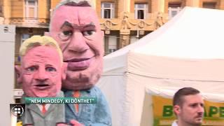 """""""Nem mindegy, ki dönthet"""" a budapesti fejlesztésekről 19-09-14"""