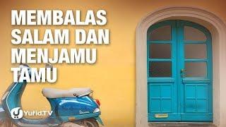 Download Mp3 Membalas Salam Dan Menjamu Tamu - Ustadz Abu Haidar -  Lima Menit Yang Menginspi