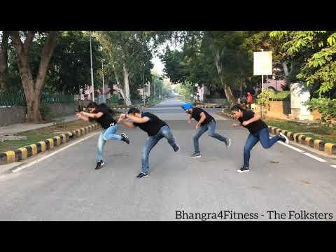 Pasand Jatt Di - Bhangra4Fitness | Qismat | Ammy Virk | Sargun Mehta | Jaani | Dance | Remix Choreo