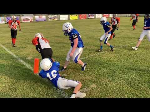 Tyler HEAT vs Union Hill Full Game