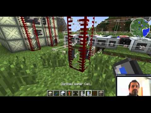 Industrialcraft 2 Nuclear reactor PT-BR
