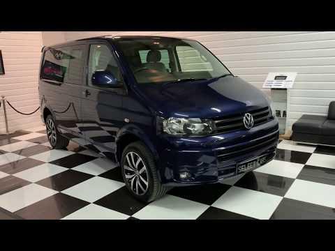 2015 Volkswagen Transporter Kombi BiTDi 180 DSG SWB