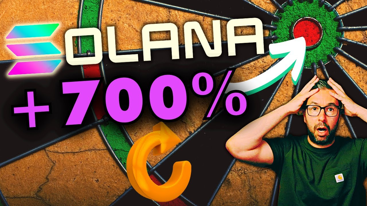 SOLANA Breaking NEWS & Analysis Showing $SOL Could SURGE 700%, AGAIN!