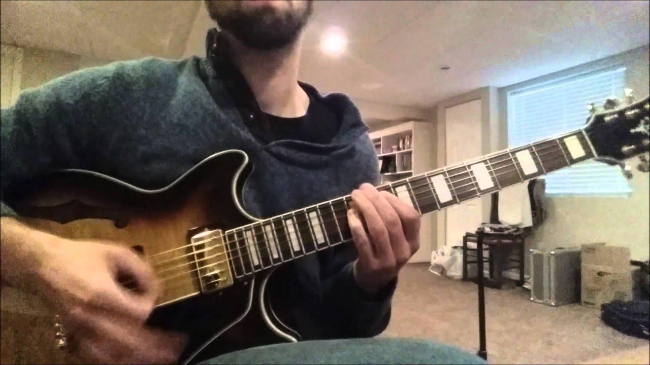 Rush Red Barchetta Guitar Cover Hd Youtube