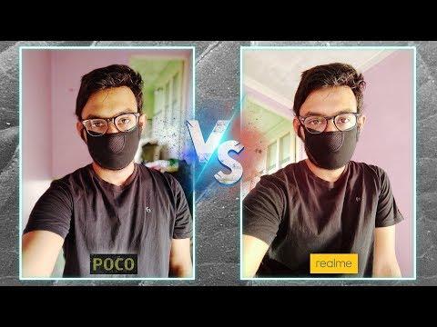 Realme 6 Vs Poco X2 Camera Comparison - SHOCKING RESULTS | Honest Camera Review