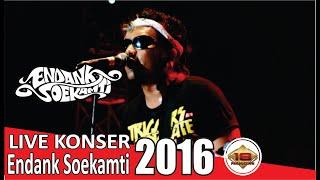 Live Konser Endank Soekamti - Luar Biasa @Bekasi ,6 AGUSTUS 2016