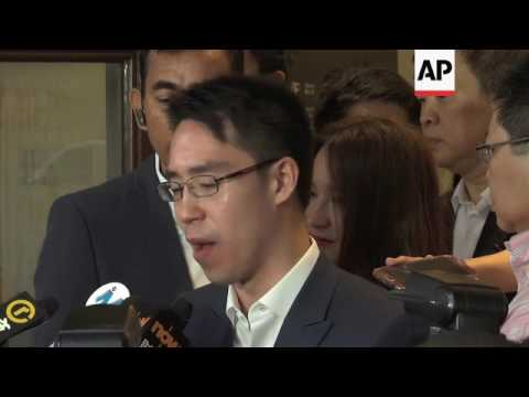 Appeal by jailed ex Hong Kong chief fails