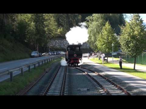 In Train Cab From Eibsee To Zugspitze Germany Funnydog Tv