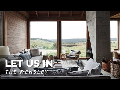 The Wensley Home Tour | Let Us In | An Epic Country Shed in Anglesea on Victoria's Surf Coast thumbnail