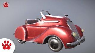 Vintage Vandura Sedan Twd Car SuperCar | Super Cars for Kids | #h Colour Song for Kids