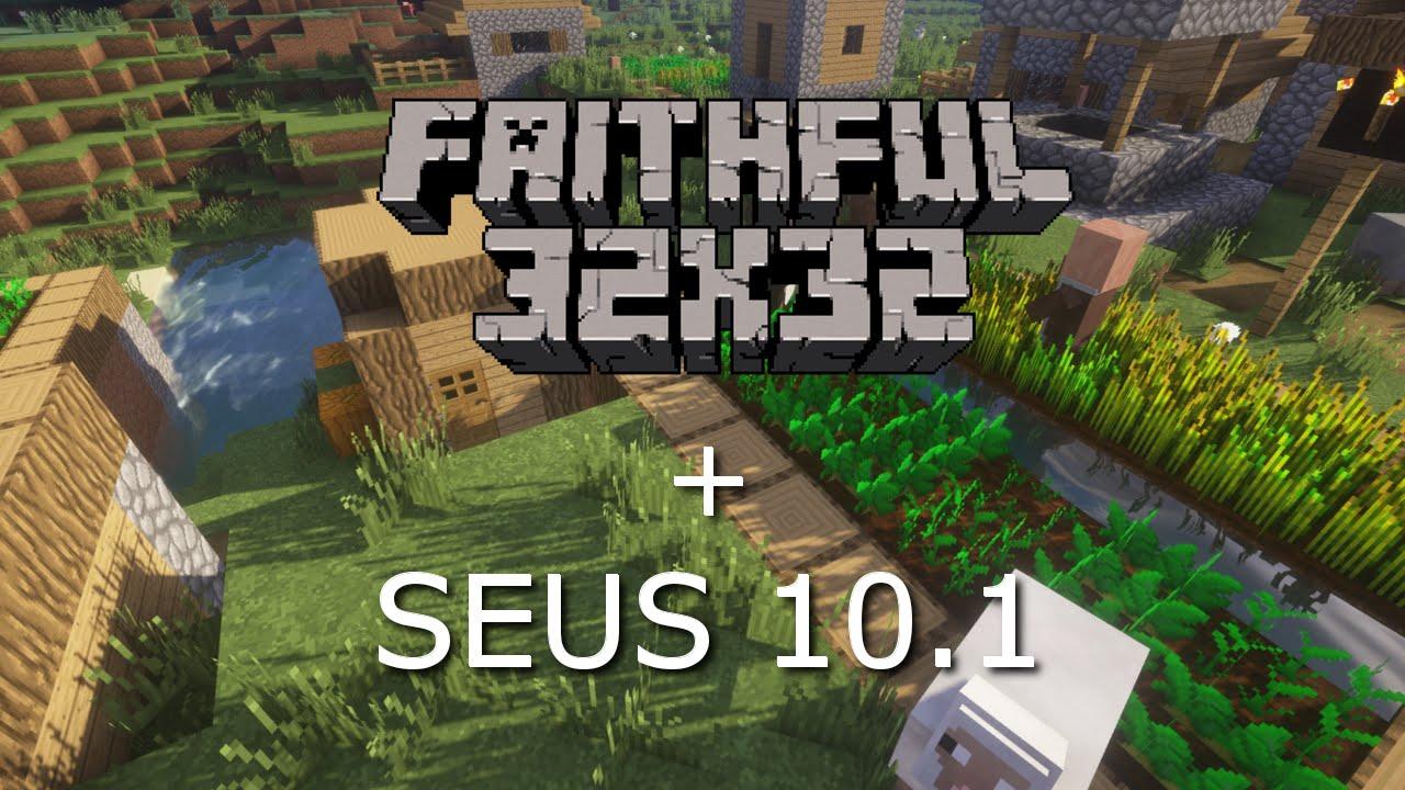 faithful modded 1.7.10