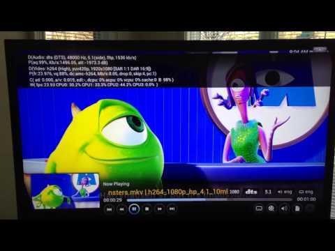 XBMC 14 0 ALPHA1 1080p Test