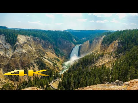 Yellowstone National Park America 4K