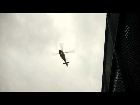 Helicopter Eurocopter AS365 Dauphin @ MCL