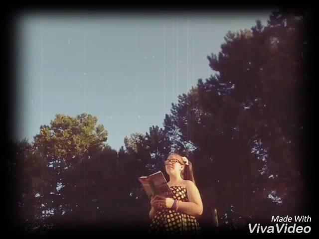 Анастасия Лобачева читает произведение «Одиночество» (Бунин Иван Алексеевич)