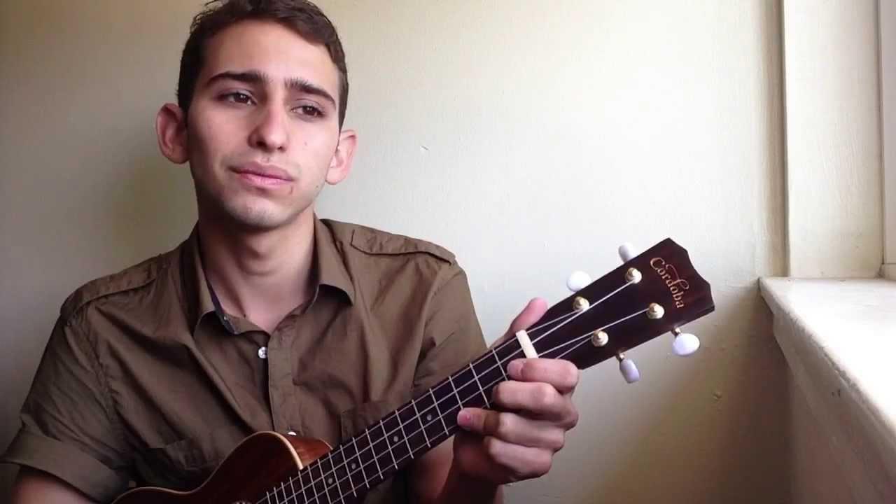 For Emma, Forever Ago   Bon Iver ukulele cover   YouTube