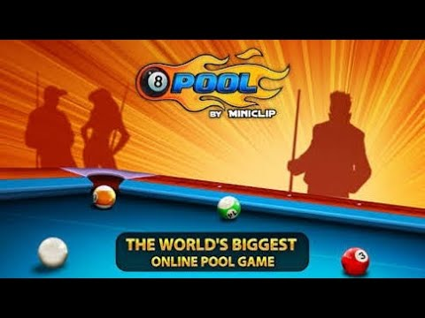 8 Ball Pool || Coins Giveaway