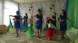 Танці в дитячому садочку