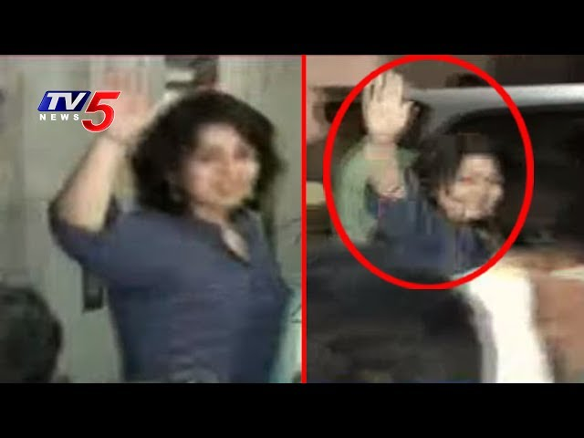 Tollywood Drugs Case : Charmi Kaur SIT Investigation Finishes | TV5 News