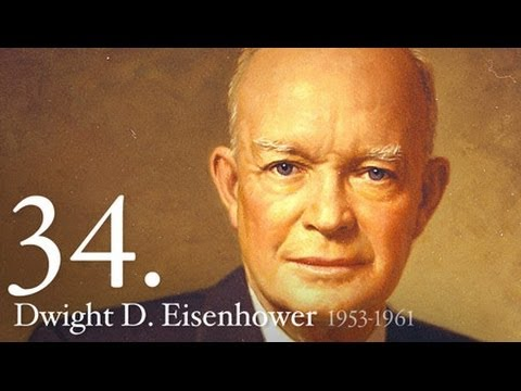 34 Dwight Eisenhower