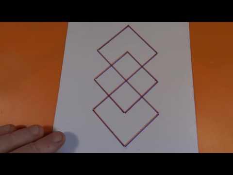 Классная загадка - головоломка из теории графов !