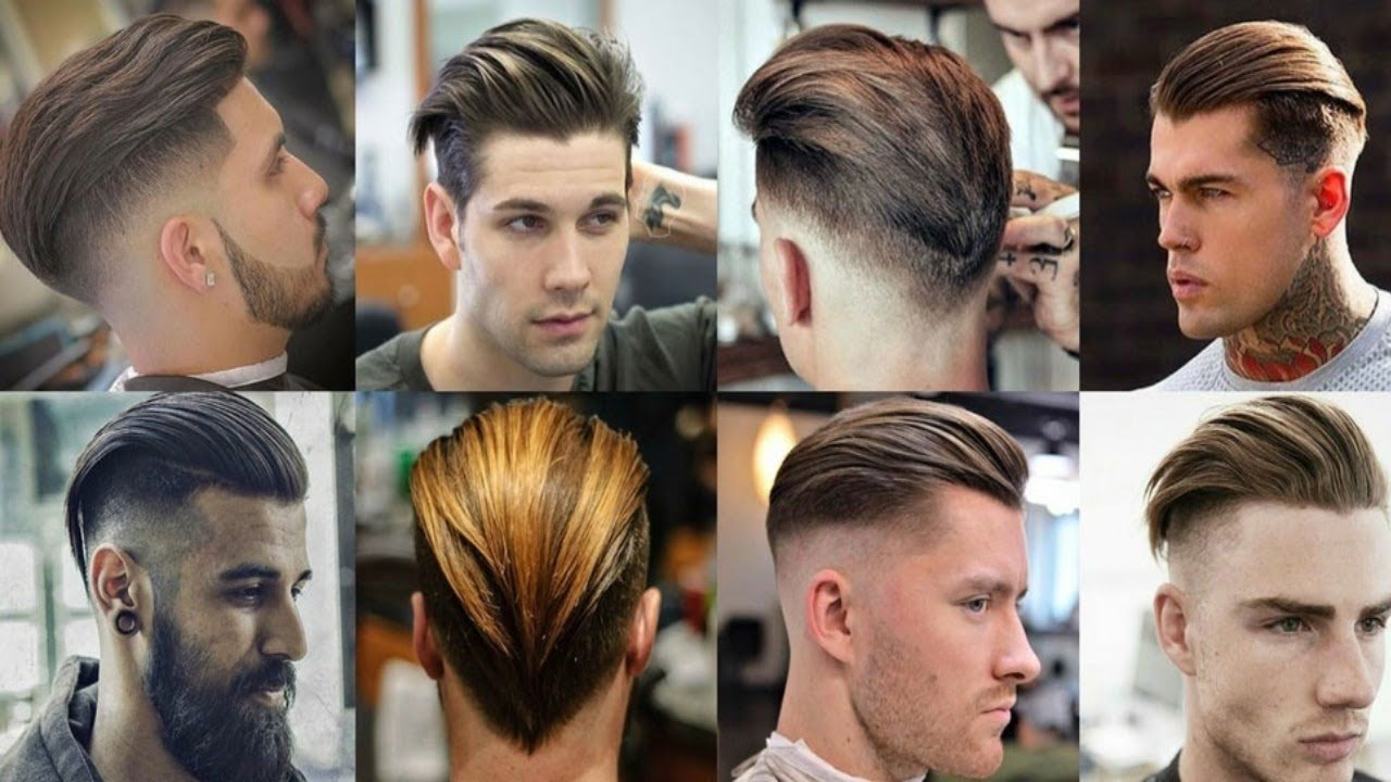 top 10 best mens hairstyles 2018 | stylish haircuts for guys 2018