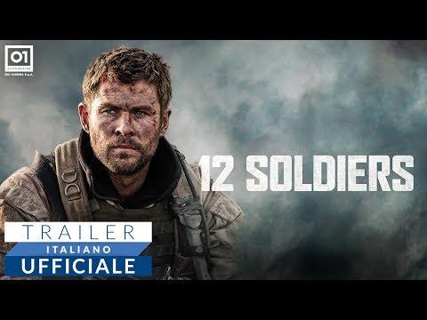 12 SOLDIERS (2018) con Chris Hemsworth - Trailer Italiano Ufficiale HD