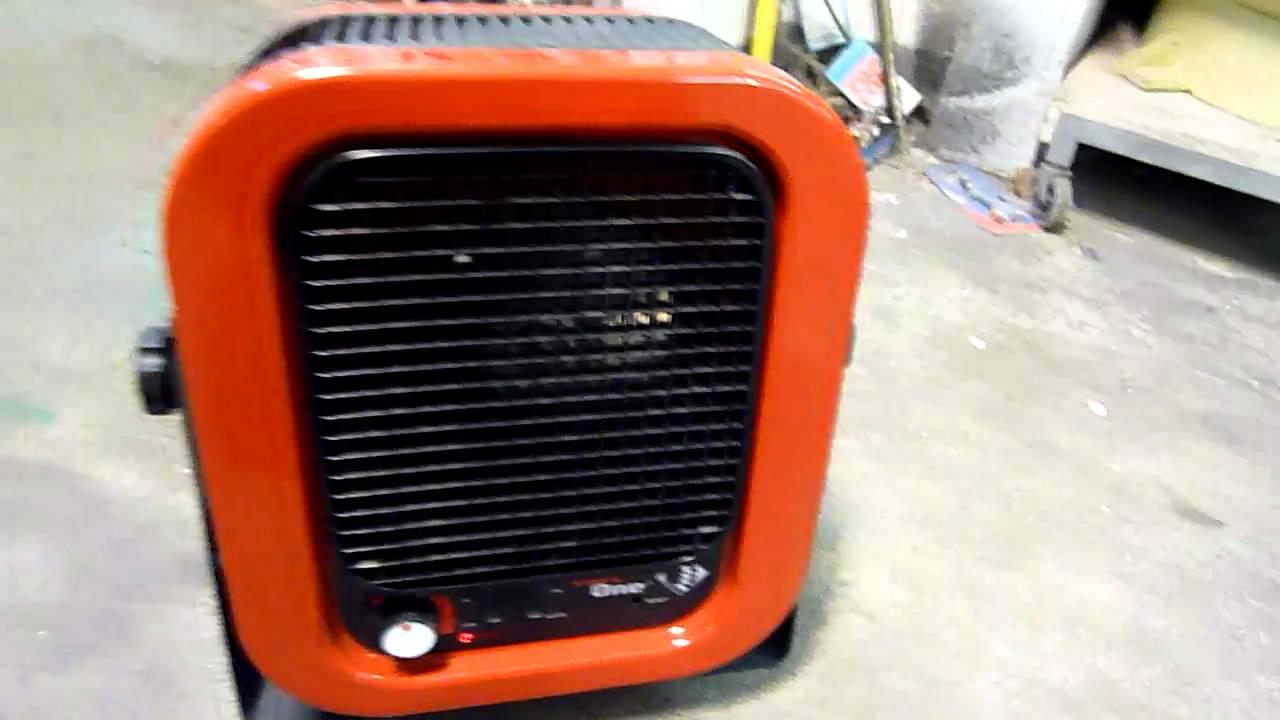 the hot one 220 volt garage and shop heater youtube. Black Bedroom Furniture Sets. Home Design Ideas