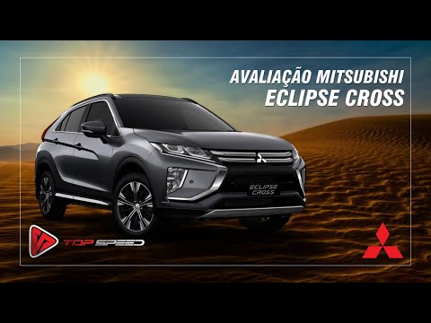 Avaliação Mitsubishi Eclipse Cross 1.5 Turbo | Top Speed