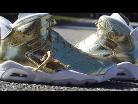 ac0125f632cd63 Air Jordan 6 Pinnacle - Are These Too Expensive  - Action.News ABC ...