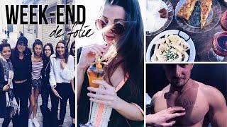 UN WEEK-END DE FOLIE !!! Dédicaces, diet, sorties...