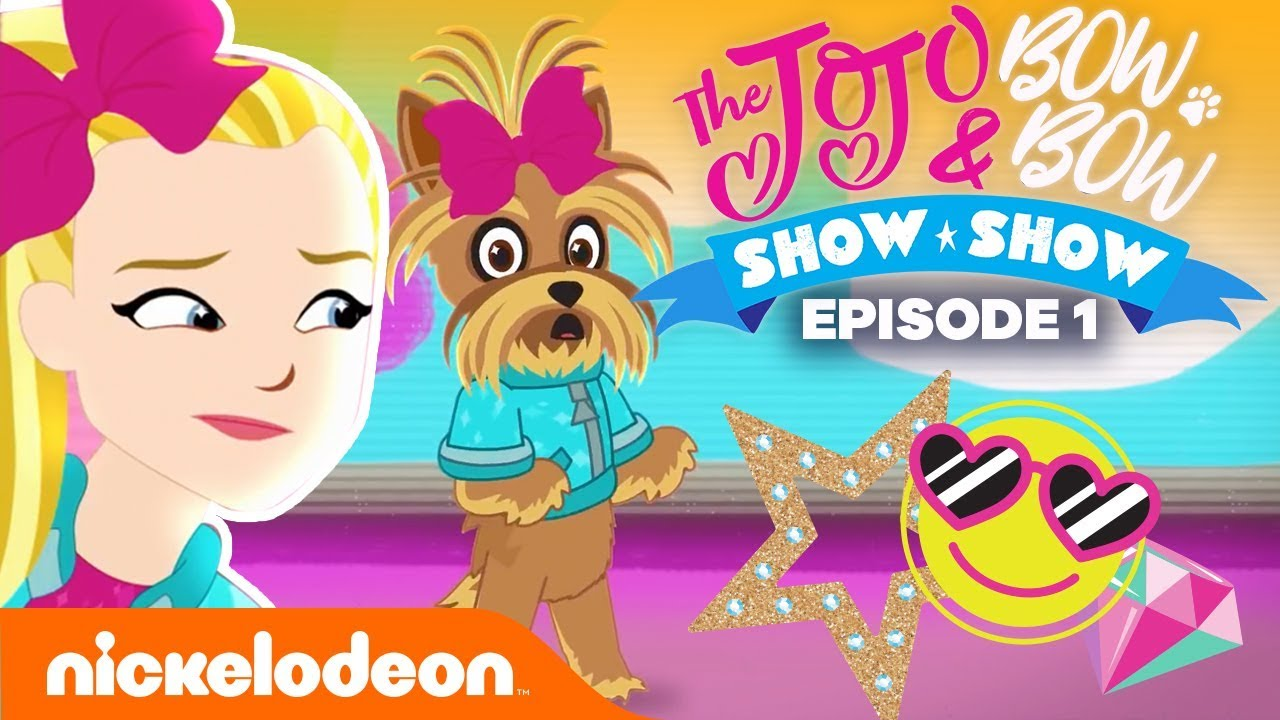 Bowbow Steals The Spotlight The Jojo Bowbow Show Show Ep 1