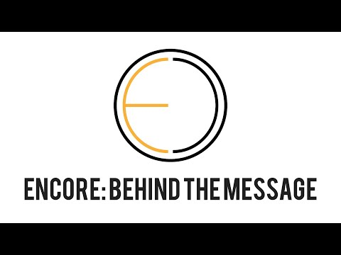 Encore - In the Beginning: Creation