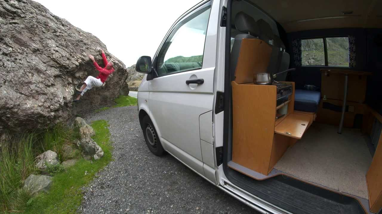 Removable Camper, Citroen Berlingo Camper Conversion | Boot