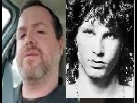 The Spy. Jim Morrison Cover